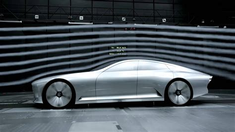 Cw Wert Auto by Mercedes Concept Iaa 2015 Showcar Wind Tunnel