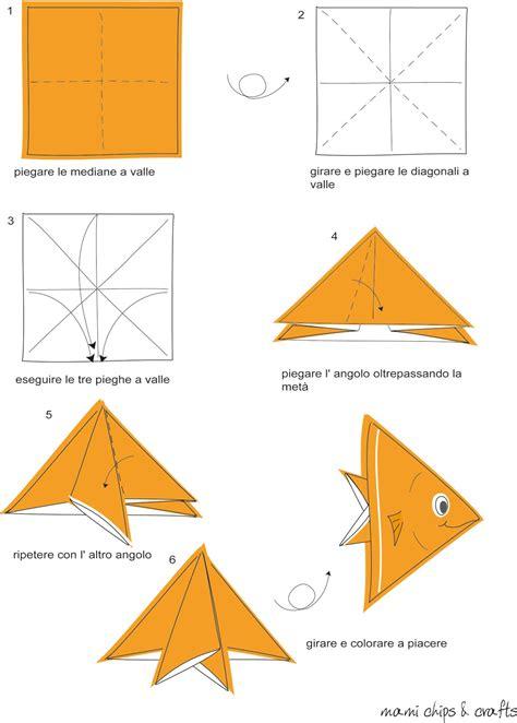 tutorial per origami mami chips crafts tutorial origami