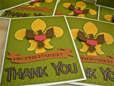 scout thank you cards template 10 images about scouts eagle scout invitations on