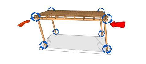 Comment Fabriquer Un Carport by Fabriquer Carport Bois