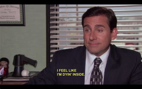 12 times michael from quot the office quot perfectly