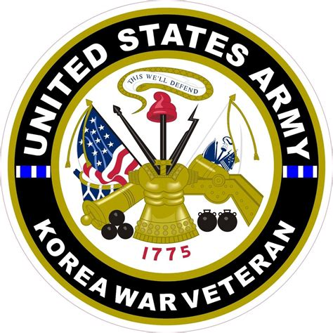 Sticker X Plus Sp 1 Original Usa Stiker Penguat Sinyal Signal united states army korea war veteran decal bumper sticker