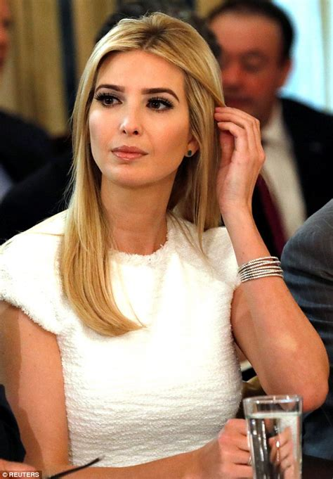 Ivanka Says Donald Is Pretty Normal by Ivanka And Jared Glam Up For Big At The White House