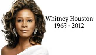 Breaking whitney houston dead at 48 pop goes the week