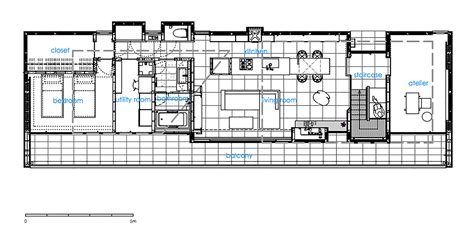floating home floor plans floating house satoru hirota architects archdaily