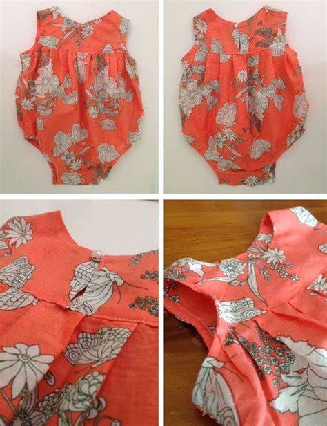 Simple Summer Dress Pattern Girl