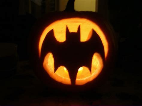 batman pumpkin template top ten geeky pumpkin carvings