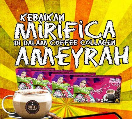 Ameyrah Coffee Collagen ameyrah coffee collagen cantik belaka