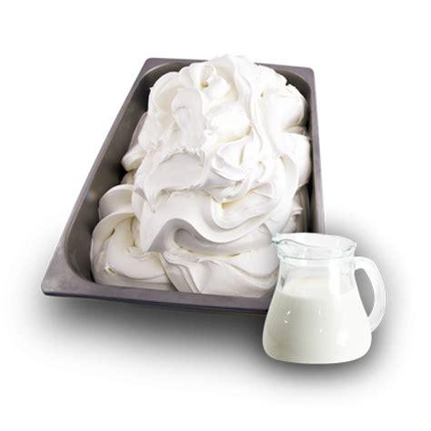 fiore di latte gelato al fior di latte sweet