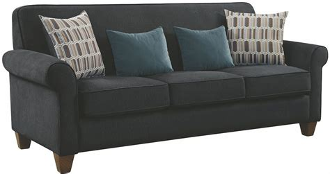 graphite sofa gideon graphite sofa 506404 coaster furniture