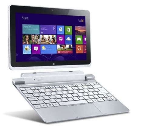 Keyboard Acer Iconia W700 acer iconia w700 review pc advisor