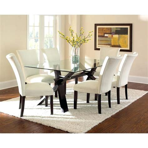 glass small dining scintillating small glass dining room tables gallery