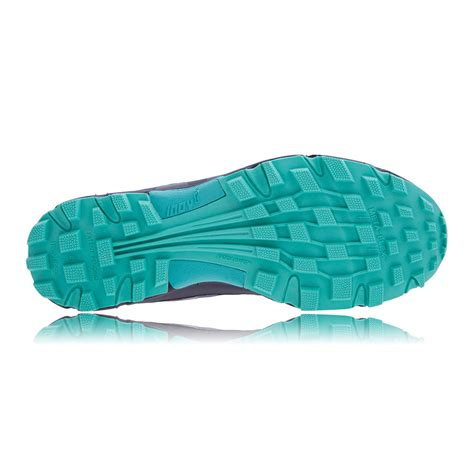 water resistant trail running shoes inov8 roclite 280 womens blue water resistant trail