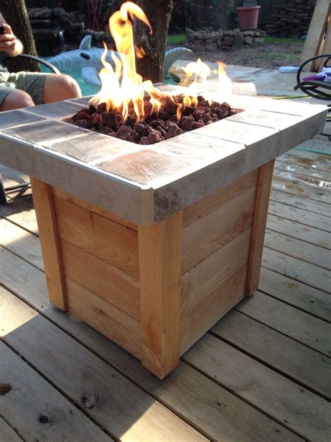 diy network propane pit diy propane pit my weekend projects diy propane pit backyard and decking