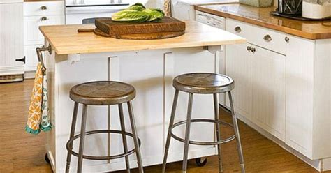 cheap small kitchen island on wheels with seating island