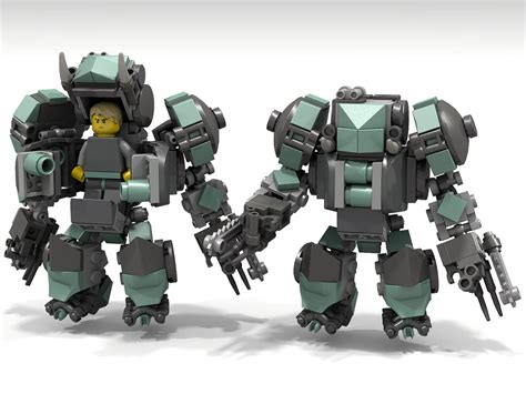 lego hardsuit tutorial quot mammoth quot medium hardsuit when it s cold outside and the