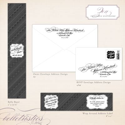 can you print labels for wedding invitations mique s you can make the sleeves of lace wedding