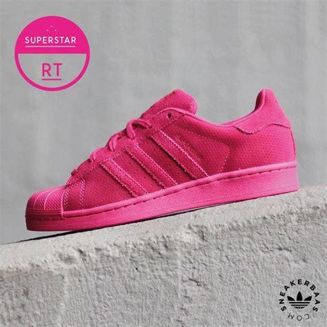Adidas Superstar Murahputih Pink adidas originals superstar neon pink sneakers adidas superstar pink adidas