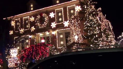 Dyker Heights Christmas Lights 2016 Youtube Lights Dyker Heights