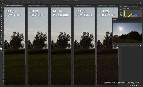canon 6d test canon 6d vs 6d ii here s a high iso noise comparison
