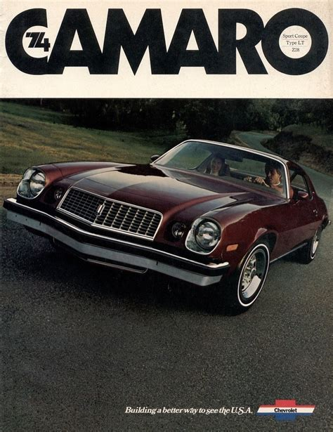 1974 camaro specs 1974 camaro specs colors facts history and performance