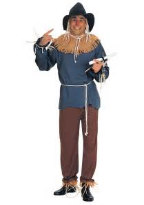 Scarecrow Costume Wizard Of Oz Scarecrow Costume