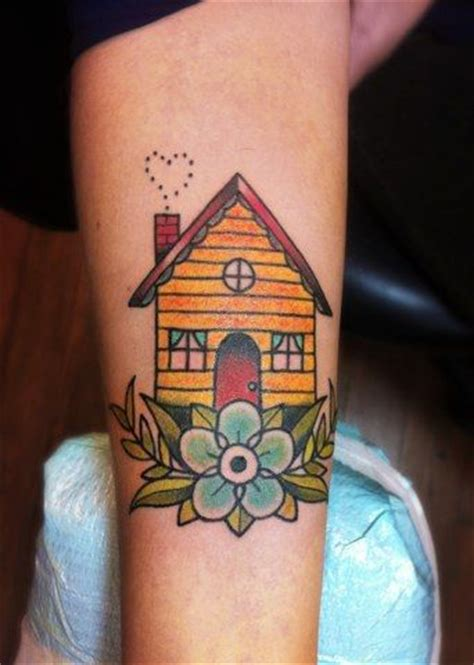 house tattoo 25 best ideas about home on
