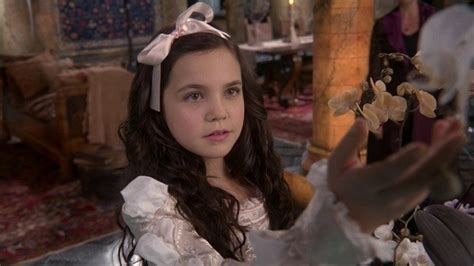 bailee madison on once upon a time who is young snow white on once upon a time