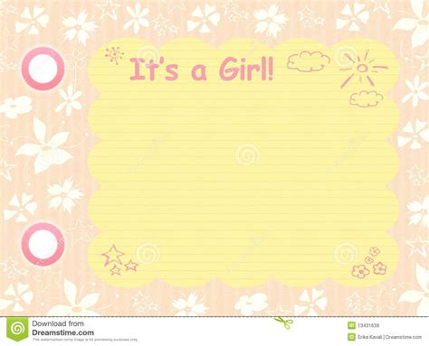 girl template royalty  stock images image