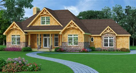 one story house plans with walkout basement holly hill 9233 3 bedrooms and 2 baths the house designers