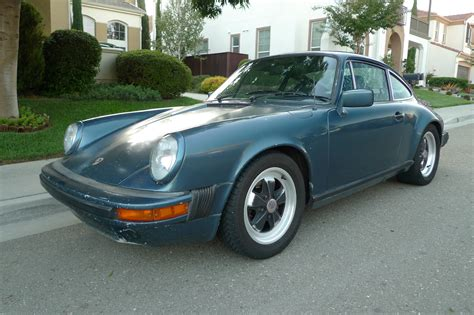 california porsches california porsche 911 purchase buying 911 sc on craigslist
