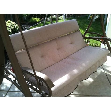Buy Replacement Cushions replacement cushion arched frame swing 487800