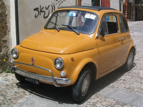 old fiat old fiat 500 cars one love
