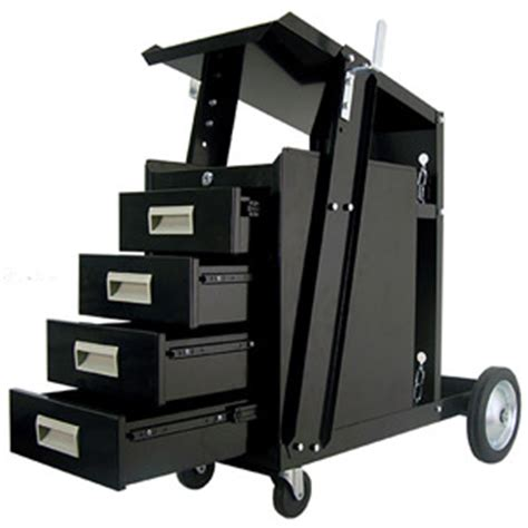 Welding Cart With Drawers by Nesco Products Welding Cart With 4 Drawers
