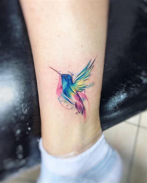 ab tattoos clb ab tatuaje colors picaflor colibri
