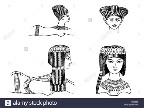 information on egyptain hairstlyes for and 10 mind numbing facts about ancient egyptian hairstyles