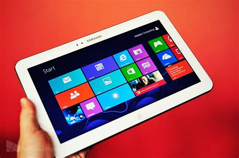 Tablet Samsung Os Windows 8 the 10 1 inch samsung ativ tab 3 with windows 8 shows up on for 599 windows central
