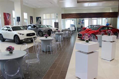 infiniti dealers in south florida larte design on display at new infiniti coral gables miami
