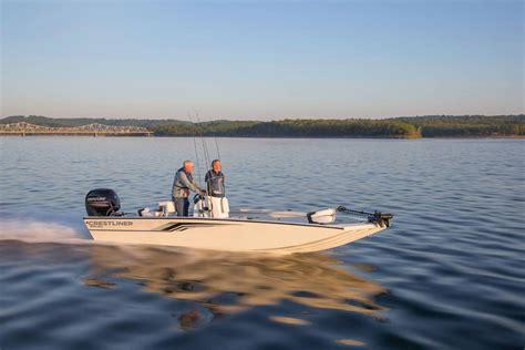 crestliner bay boats for sale crestliner 2000 bay boats for sale in wisconsin