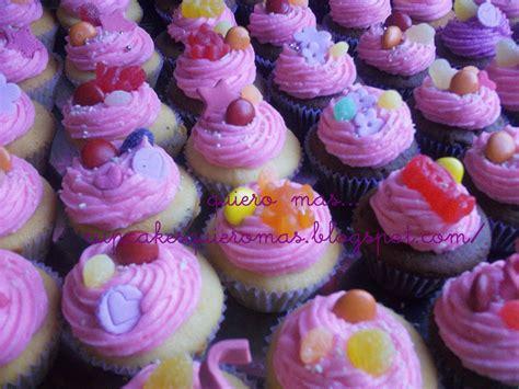 Mini 4 Promo M E delicias quiero promo cupcakes mini divertidos