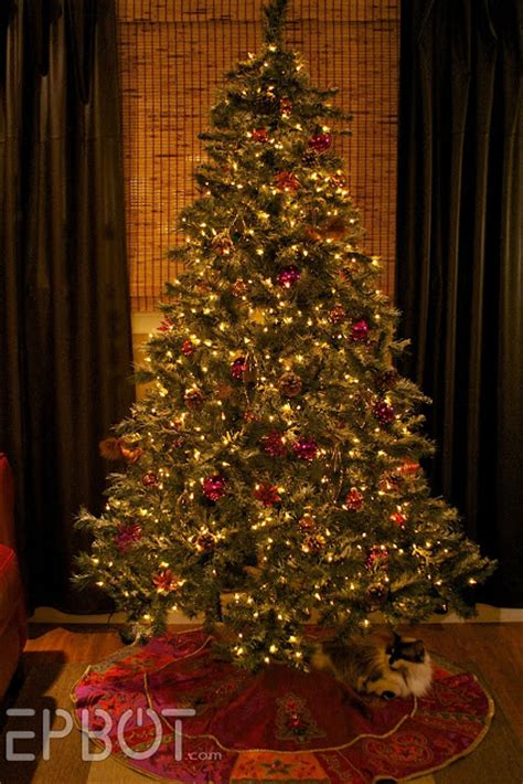 epbot my steunk christmas tree