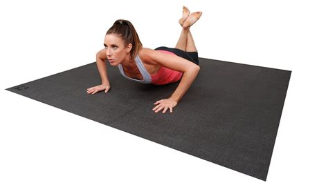 Exercise Mat Large by Square36 Square36 Large Mat 6 X 6