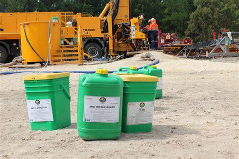 drilling fluids amc drilling optimisation