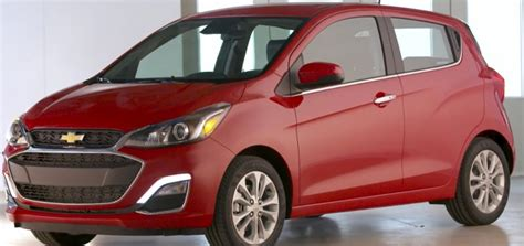 2019 Chevrolet Spark by 2019 Chevy Spark What S New Gm Authority