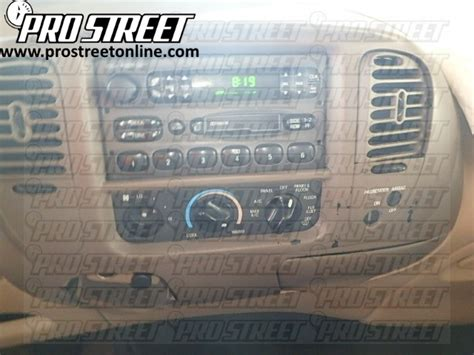 how to ford f150 stereo wiring diagram my pro