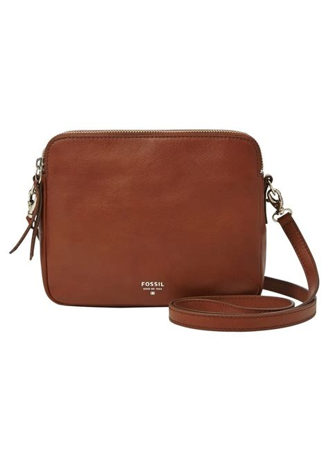 Fossil Erin Tote Crossbody fossil crossbody purses sale fossil erin crossbody brown