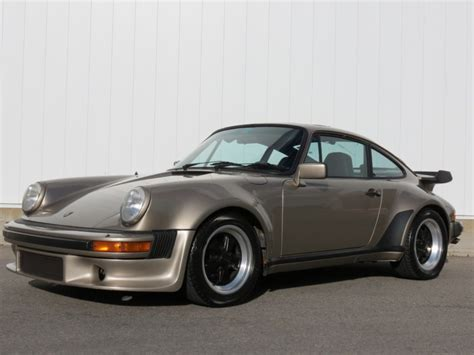 1982 porsche 911 turbo 3 3 for sale 1982 porsche 911 turbo for sale on bat auctions closed