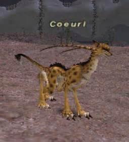 coeurl ffxiclopedia  final fantasy xi wiki