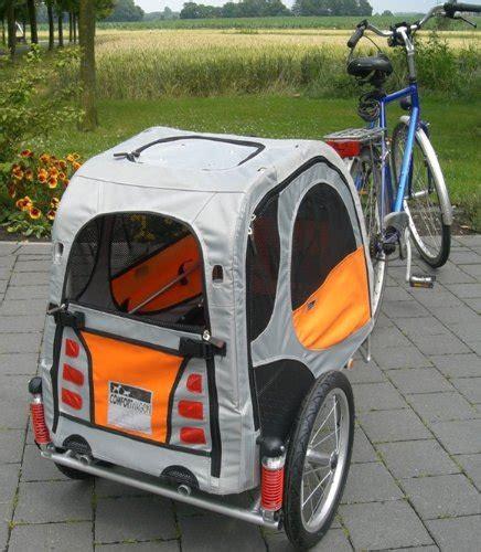petego comfort wagon petego comfort wagon m hunde fahrradanh 228 nger aus aluminium