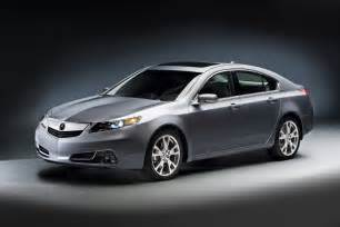 Acura From Chicago 11 2012 Acura Tl Gets A Less Offensive New